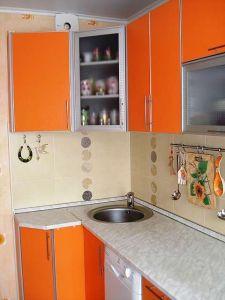 Дизайн кухни 3 на 4.5 метра