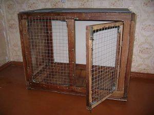 Клетки для собак своими руками фото