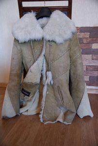 Размер: 42-44 Цена: 3 000 р. Состояние товара: Бывший в употреблении Продам дубленку, натуральная овчина