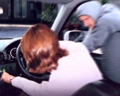 Как предотвратить разбойное нападение на автомобиль?