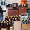 147 liters of alcohol seized in dubious Primorye