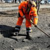 Emergency road repairs carried out road services Vladivostok