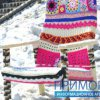Knitted street art got to Vladivostok: the explosion of yarn and