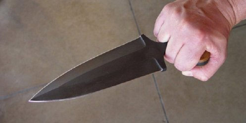 Vladivostok residents to answer in court for assault on a police officer with a knife