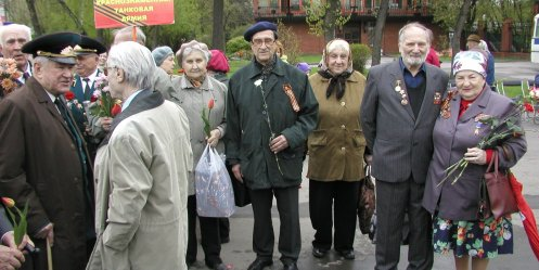 Chapter Vladivostok expects merchants active participation in greeting veterans