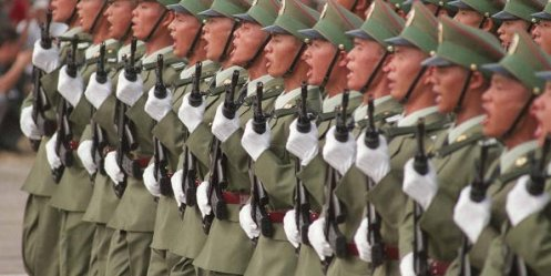 China estimates the probability of war on the Korean peninsula in 80% of
