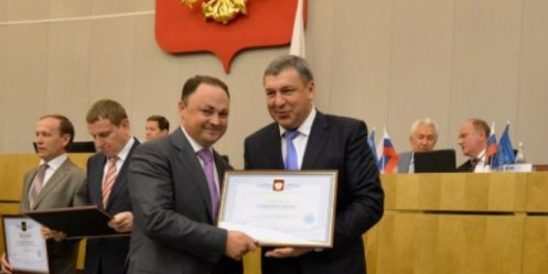 During the preparation for the APEC summit in Vladivostok Igor Pushkarev was recognized as one of the best mayors in Russia