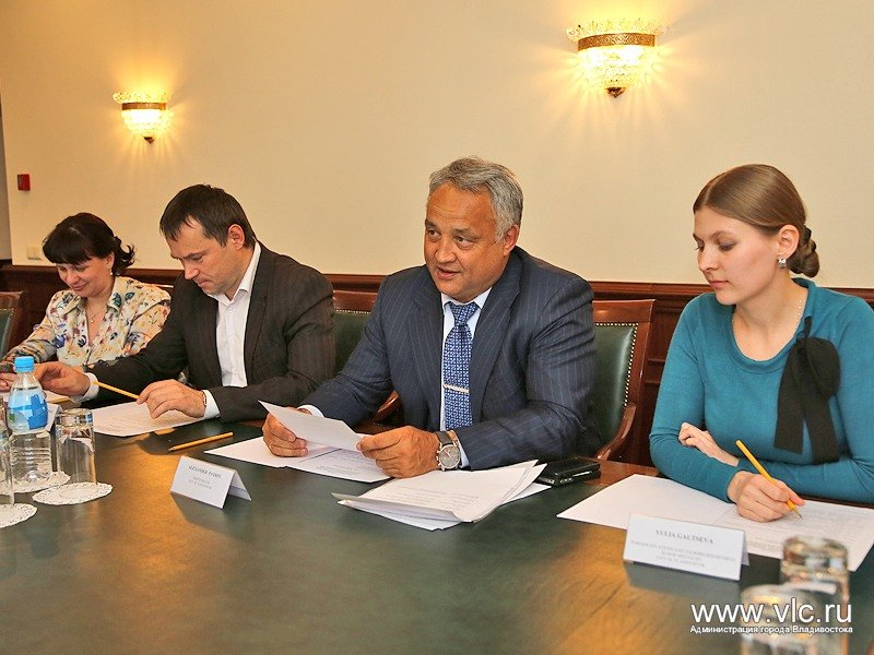 Environmental projects in Vladivostok may become international