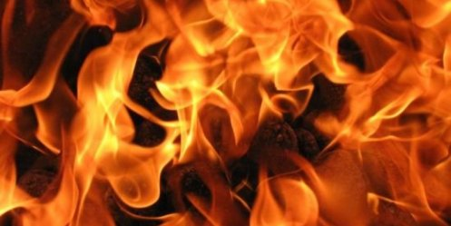 Four burnt alive in the littoral country house