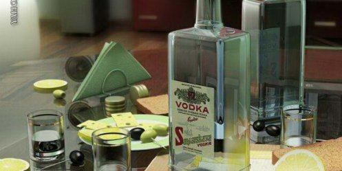 In Primorye, noticeably more expensive vodka, cheese and tomatoes