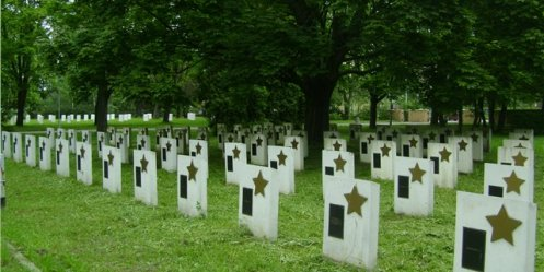 In Primorye restore graves of soldiers who died on the fields of World