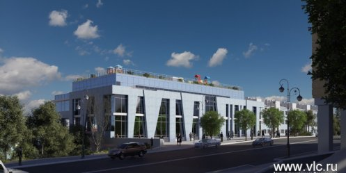 It was decided that in Dalzavodskoy, 31 in Vladivostok will be built three storey building
