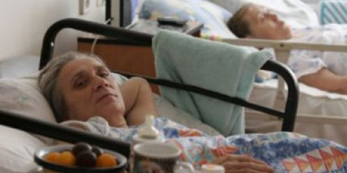 Maritime authorities have promised several rooms to choose from at a hospice in Vladivostok