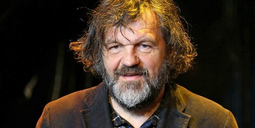 On the way to Vladivostok Emir Kusturica left without luggage