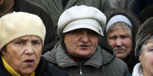 Primorye Duma deputies asked to raise the retirement Far Easterners