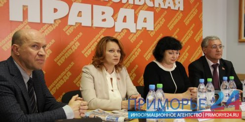 The deputies Vladivostok: today Duma is working together with the City, not in spite of it