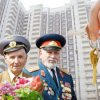 In Primorye, housing more than 100 receive veterans