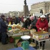 In the central square of Vladivostok renewed food fairs