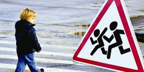 "Today, on the roads of Vladivostok raided ""Caution, pedestrian!\"""
