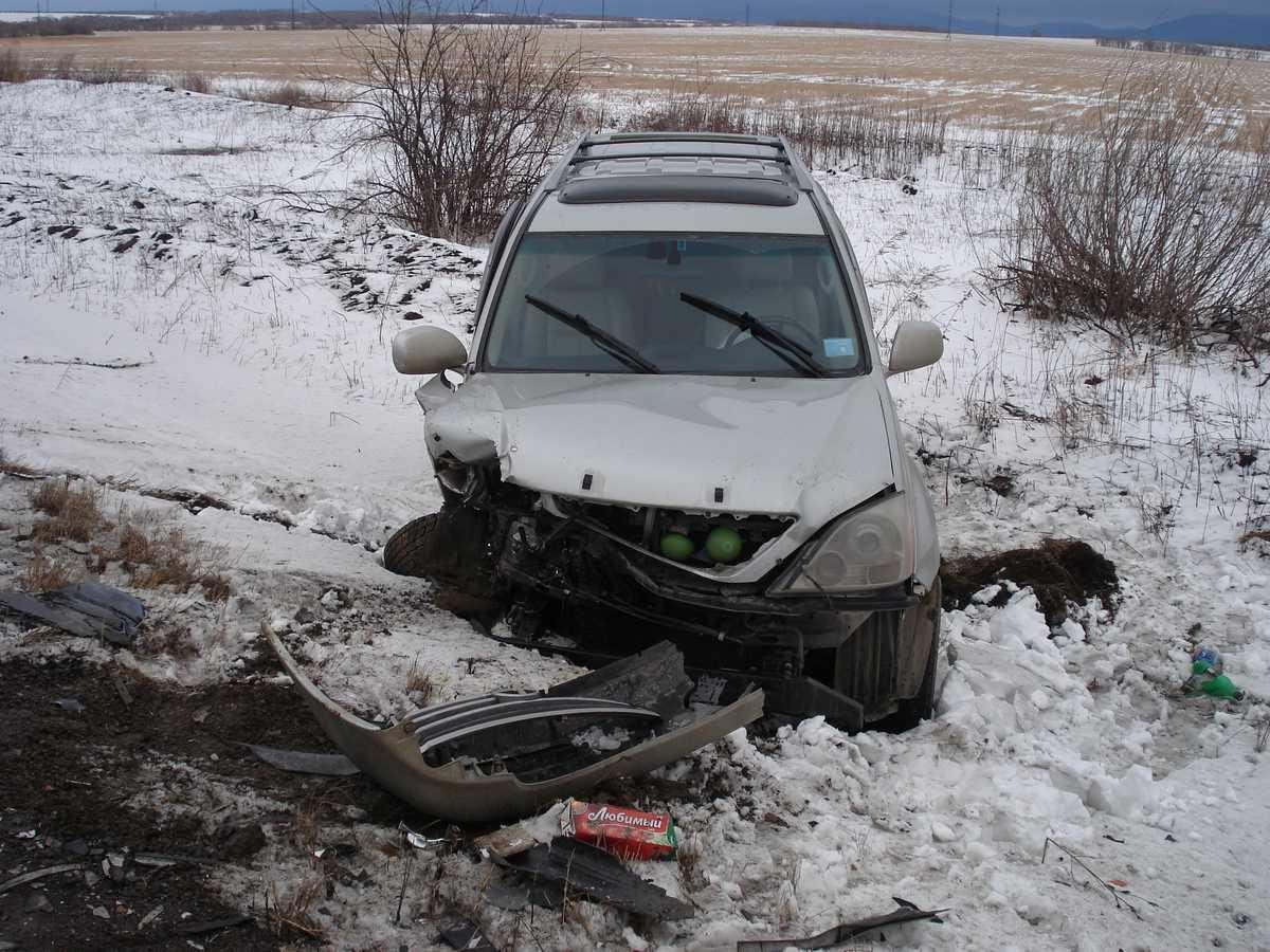 Vladivostok in the accident killed a 6-year-old girl