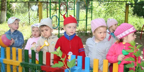Business Vladivostok suggested making the construction of kindergartens