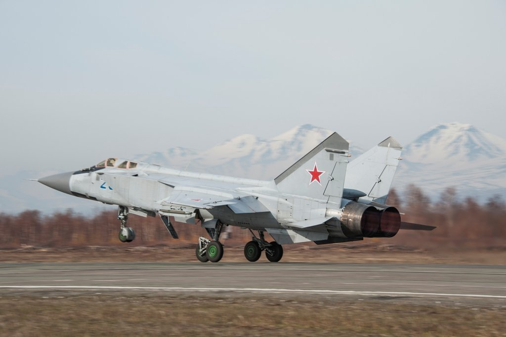 "The pilots of the Eastern Military District destroyed aircraft ""imaginary enemy\"" in the air"
