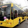 New trolley buses took to the trails in Vladivostok