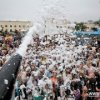 Foam Party a avut loc la Vladivostok