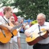 July 25 at Theater Square was held in Vladivostok