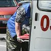 Cyclist hit by a car in Vladivostok