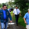 Vladimir Miklushevsky personally checked how things are reconstruction work in areas of Primorye