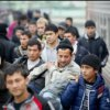 Russia ranked second in the world in the number of migrants,