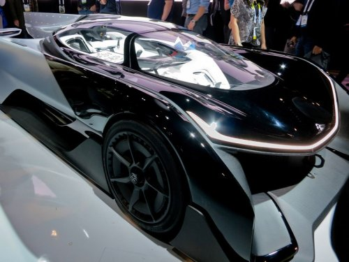 Faraday Future будет тестировать свой «беспилотник» на дорогах общего пользования - автоновости
