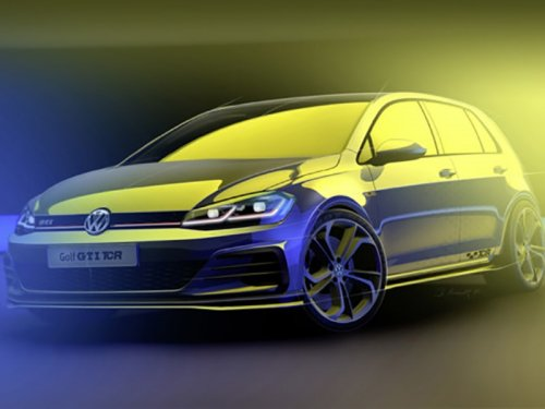 Гоночный VW Golf GTI TCR получит дорожную версию - автоновости