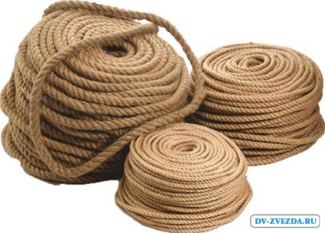 Джутовые веревки: особенности, применение