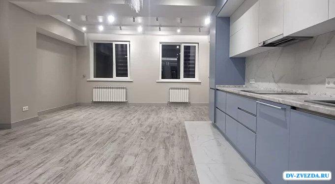 Ремонт квартир с помощью профессиональных бригад в Алматы