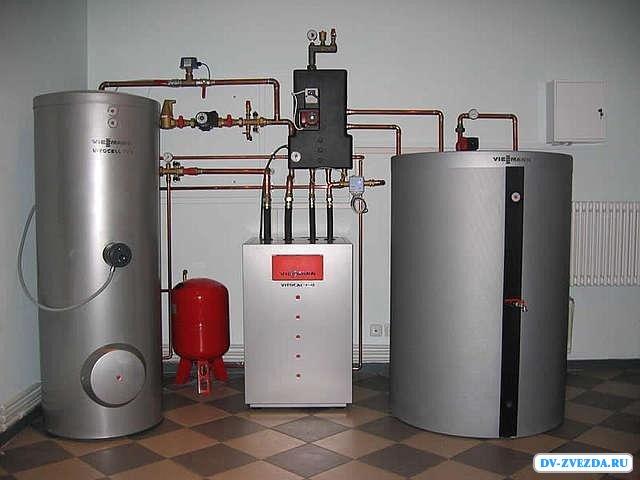 Котельное и нефтеперерабатывающее оборудование