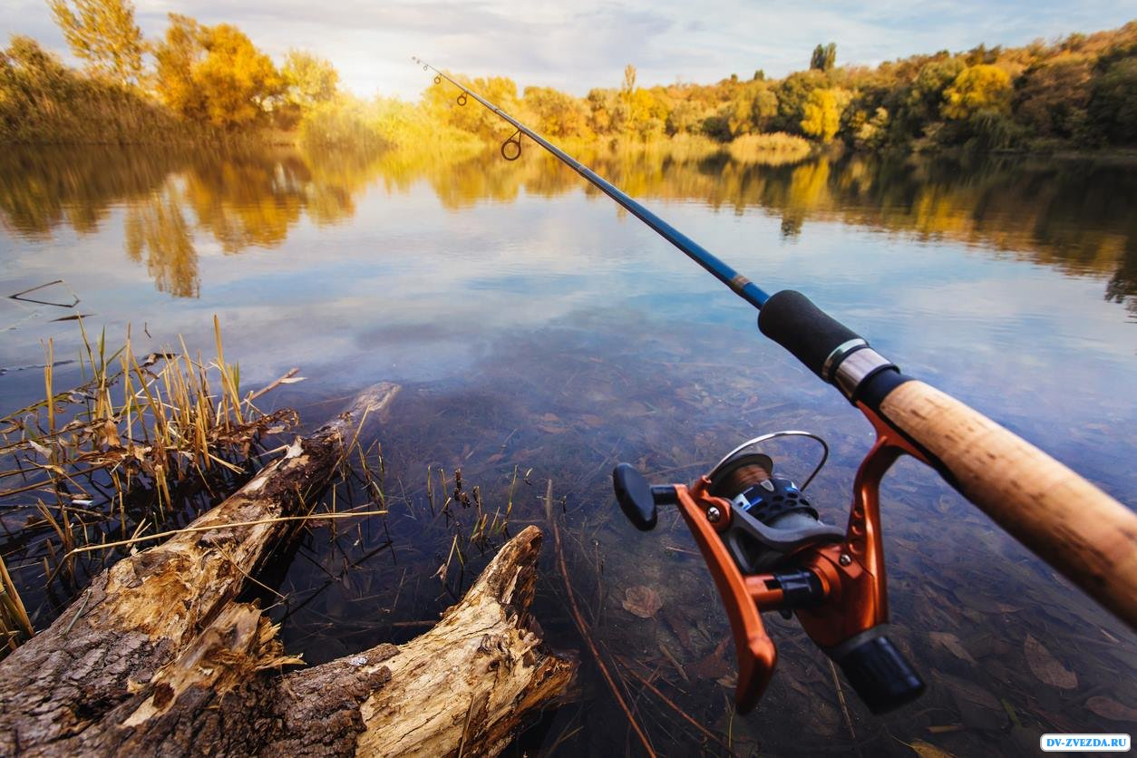 Рыбалка - настоящий спорт для молодых и зрелых мужчин